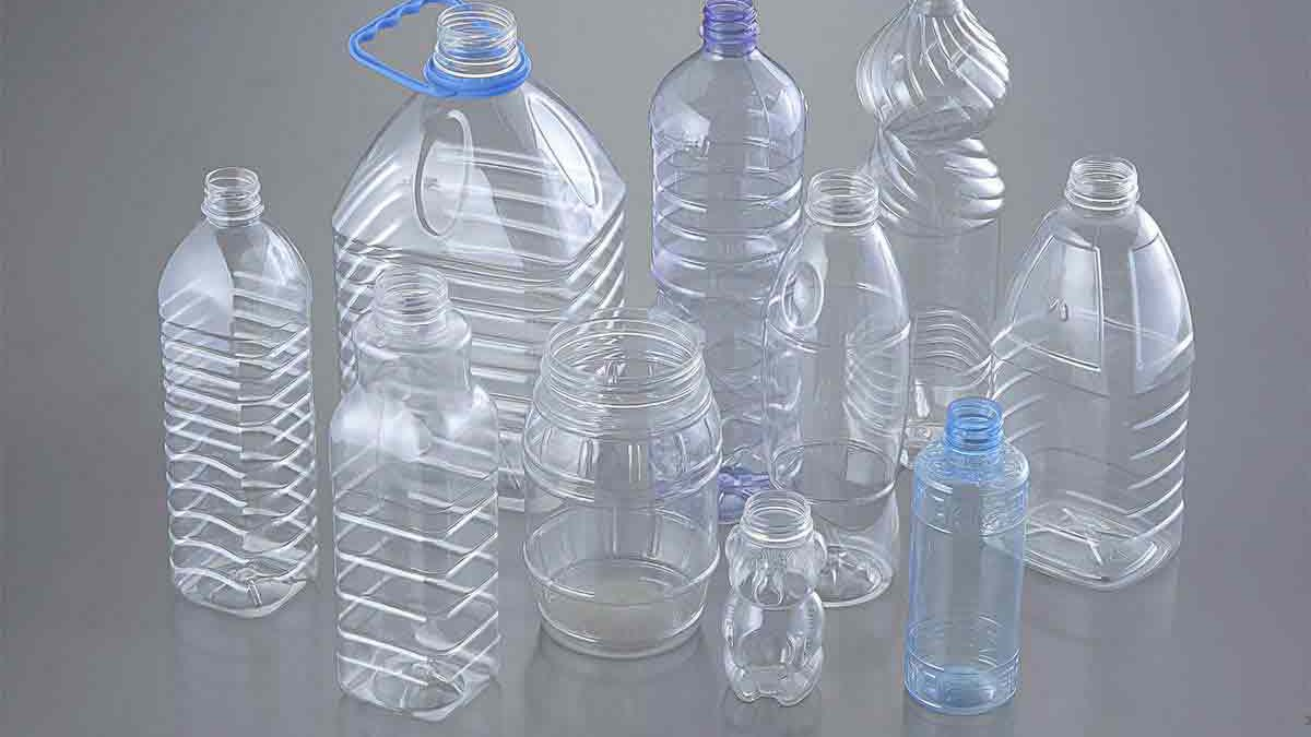 قالب بطری پلاستیکی